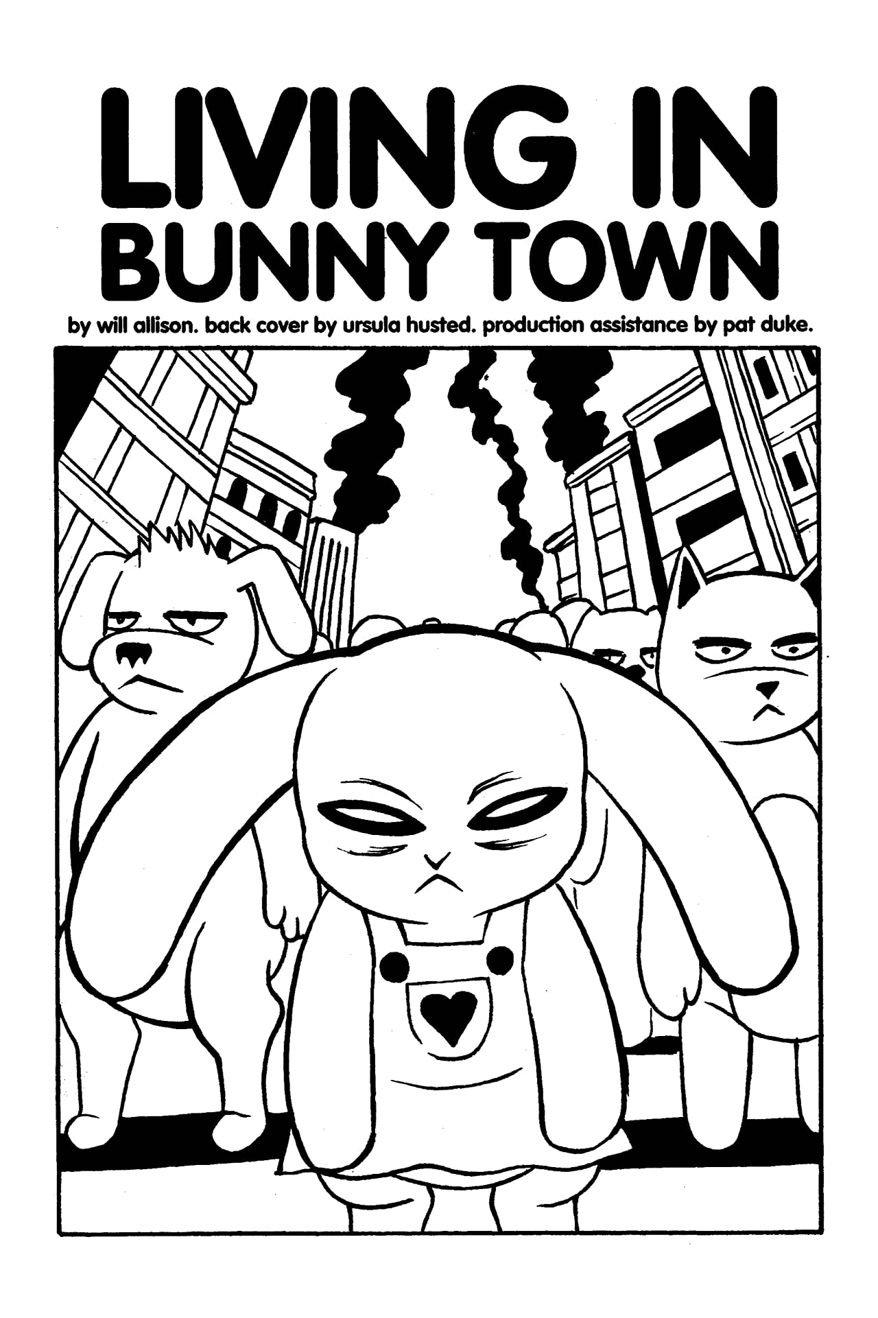 Bunny Town #2