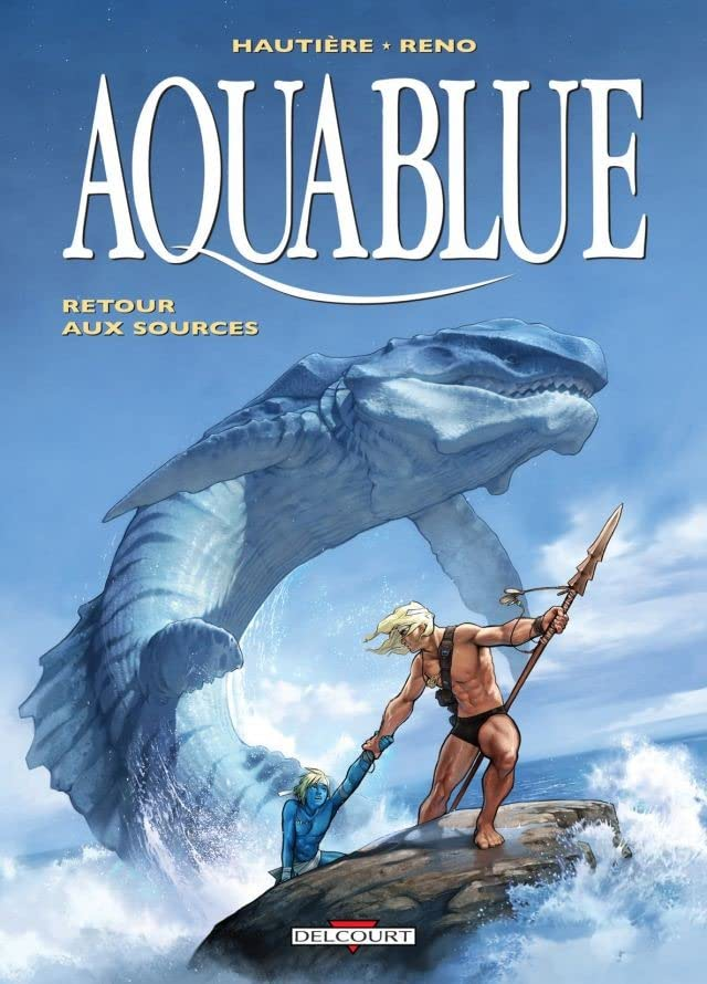Aquablue Vol. 12: Retour aux sources