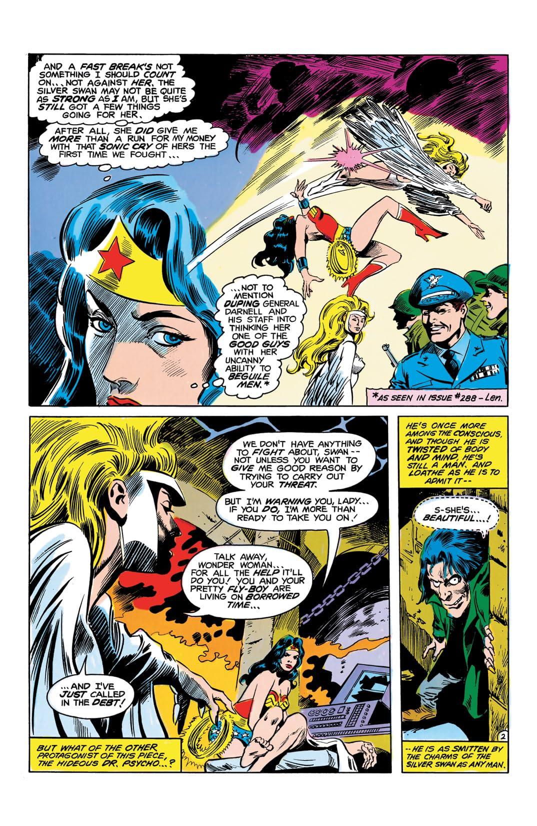 Wonder Woman (1942-1986) #290