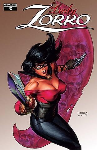 Lady Zorro #2: Digital Exclusive Edition