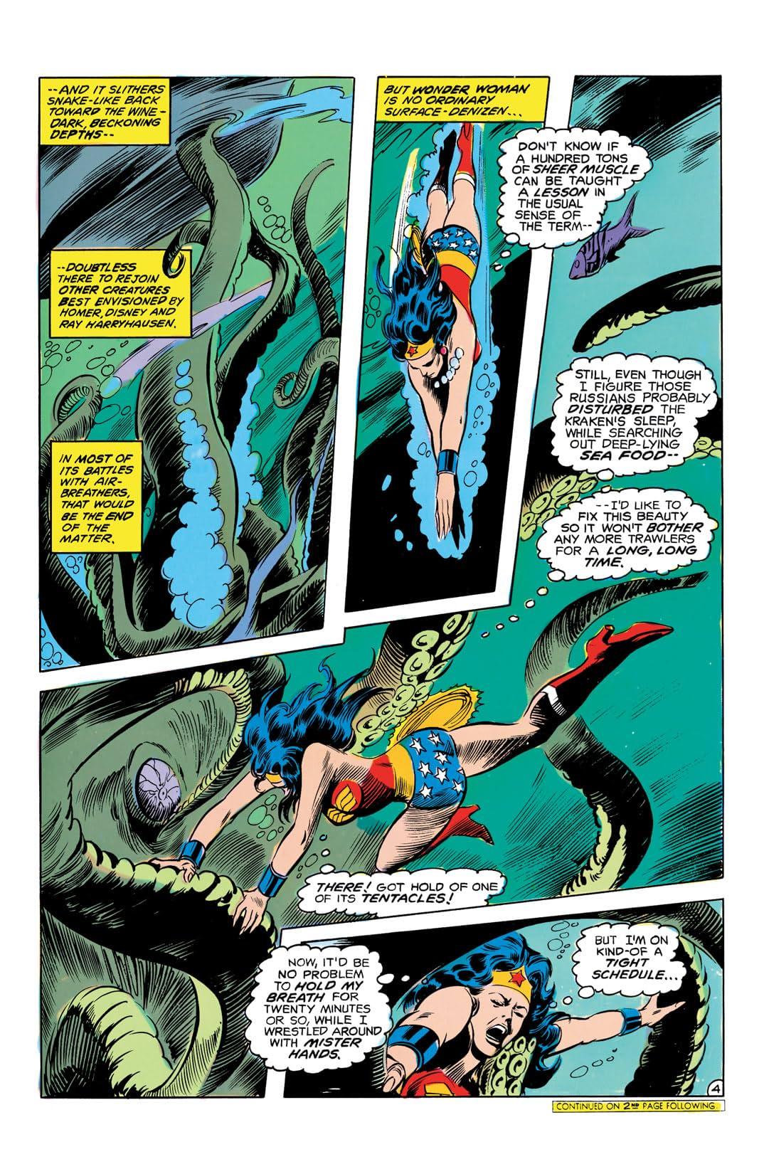 Wonder Woman (1942-1986) #289