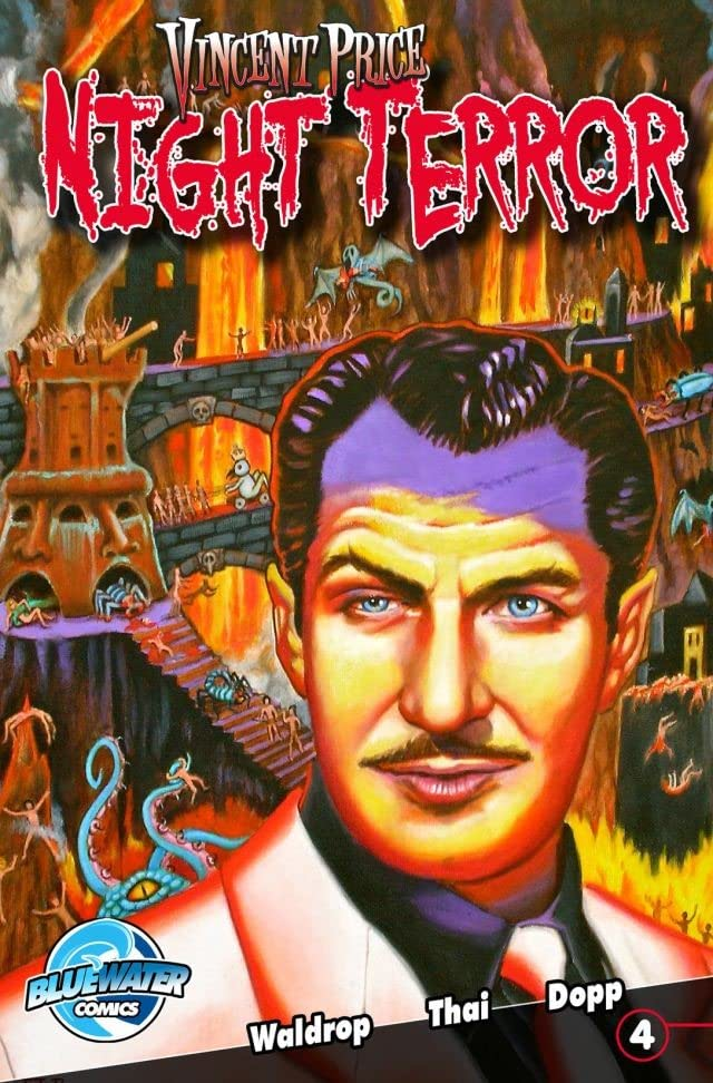 Vincent Price: Night Terror #4