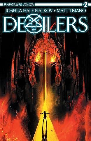 The Devilers #2: Digital Exclusive Edition
