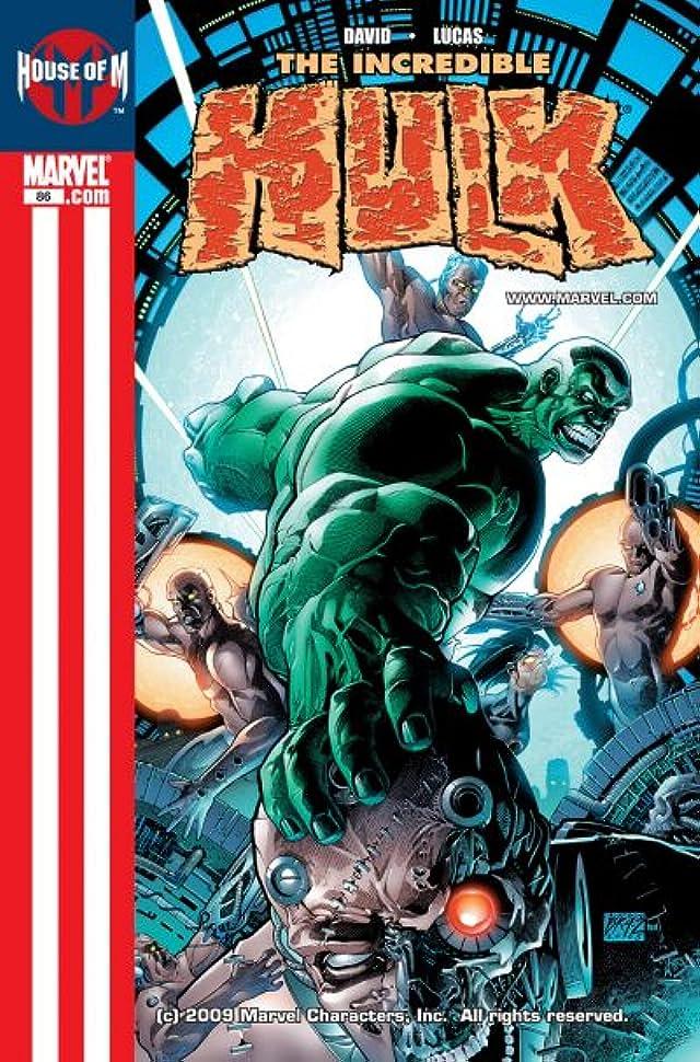 Incredible Hulk (1999-2008) #86