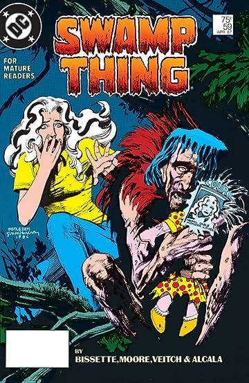 Swamp Thing (1982-1996) #59