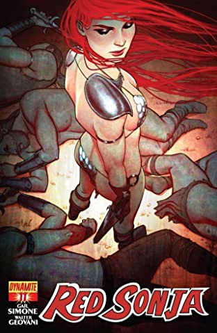 Red Sonja #11: Digital Exclusive Edition