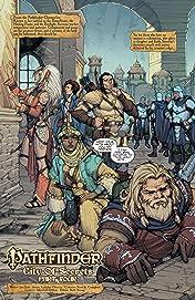 Pathfinder: City of Secrets #4 (of 6): Digital Exclusive Edition