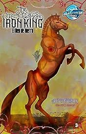 Julie Kagawa's The Iron King - Spanish #3
