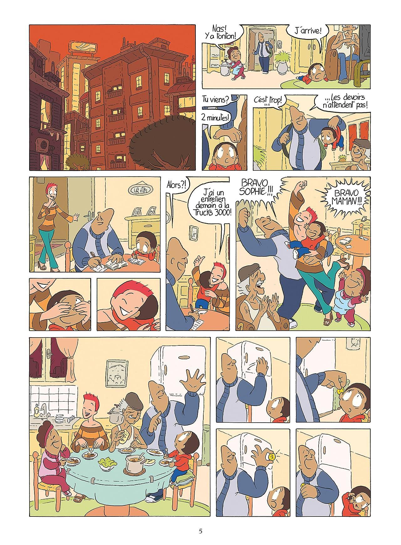 Nas Poids Plume Vol. 1: L'École de la Vie