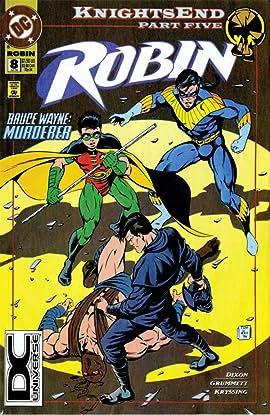 Robin (1993-2009) No.8