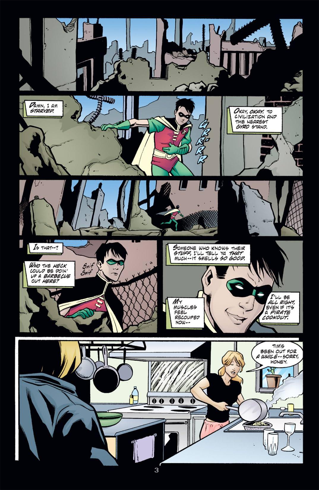 Robin (1993-2009) #101