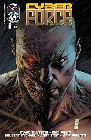 Cyber Force (2012) #10