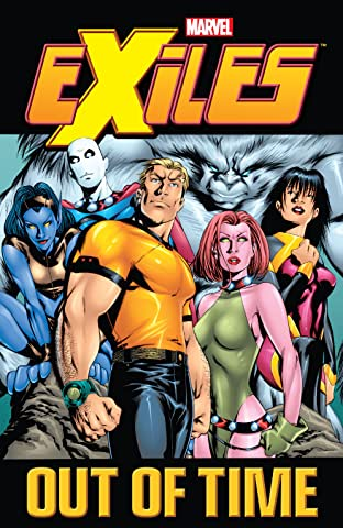 Exiles Tome 3: Out of Time