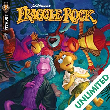 Jim Henson's Fraggle Rock Vol. 2 #1 (of 3)