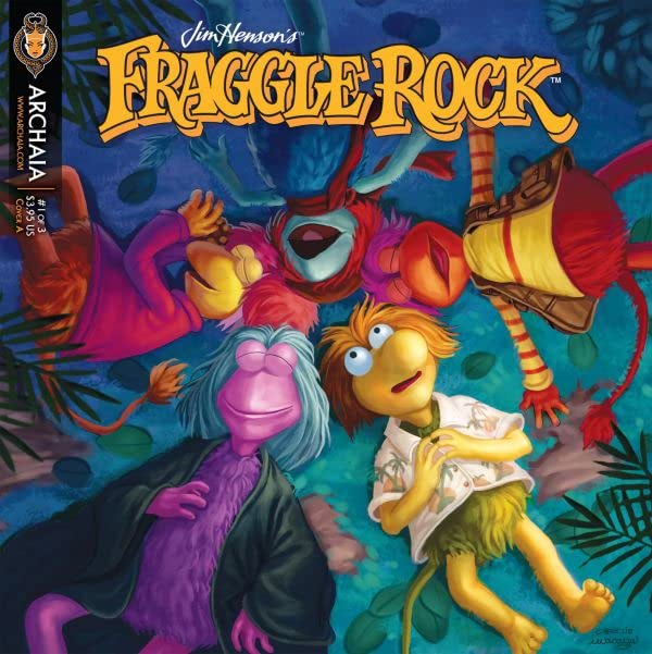 Fraggle Rock Vol. 2 #1 (of 3)