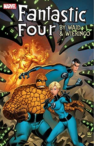 Fantastic Four By Mark Waid and Mike Wieringo: Ultimate Collection - Book One