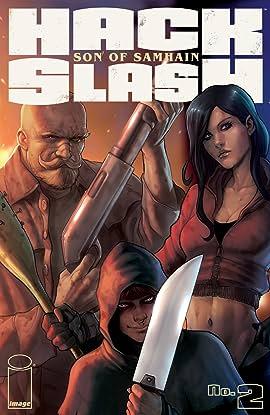 Hack/Slash: Son of Samhain #2