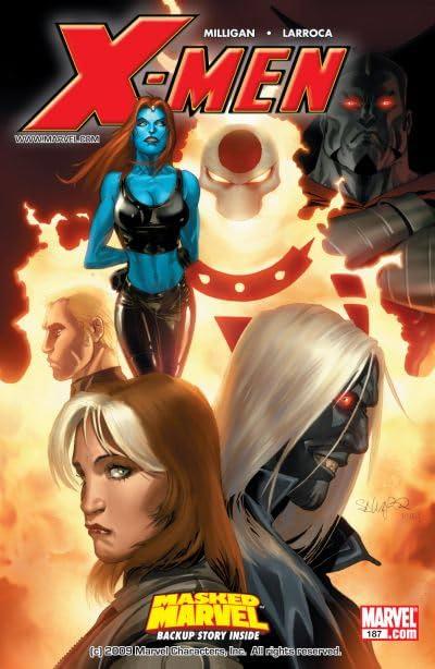 X-Men (2004-2007) #187
