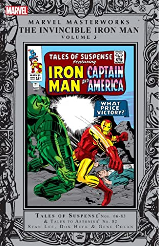 Iron Man Masterworks Vol. 3