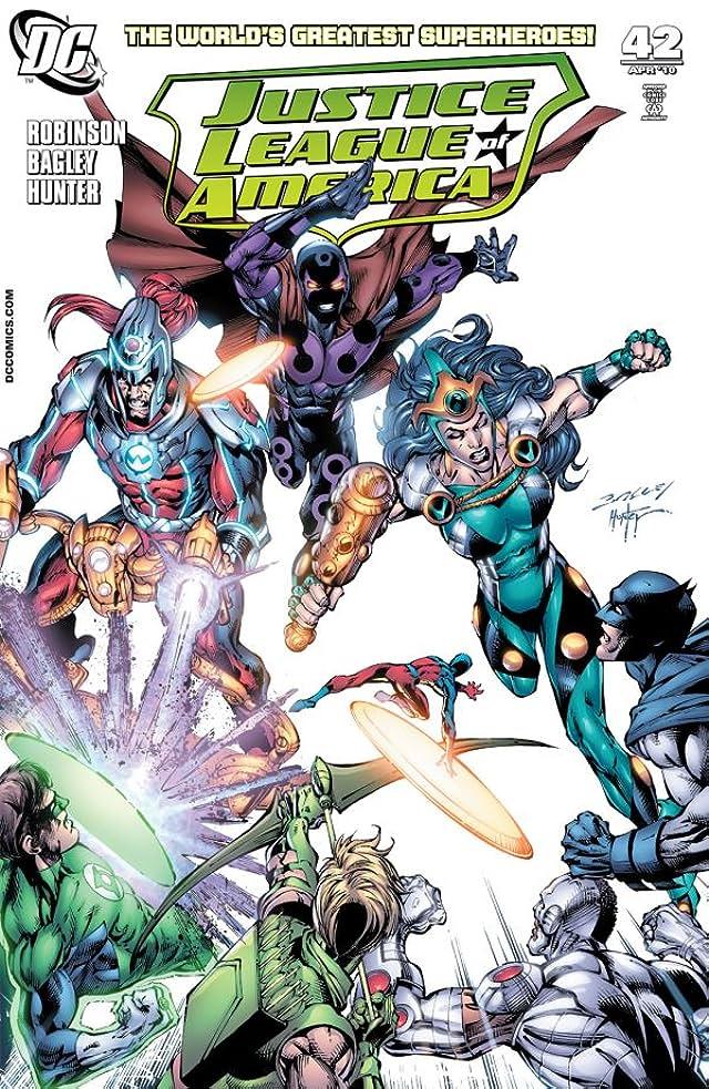 Justice League of America (2006-2011) #42