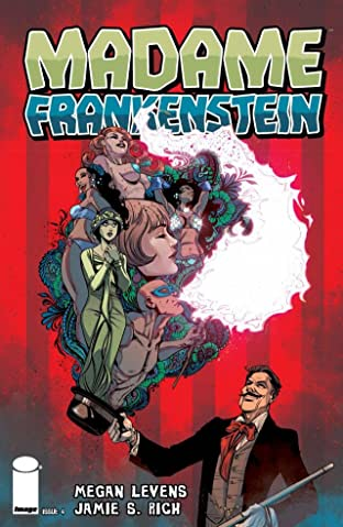 Madame Frankenstein #4 (of 7)