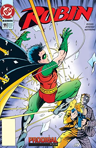Robin (1993-2009) #11