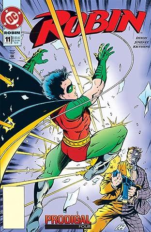 Robin (1993-2009) No.11