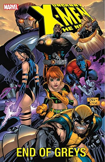 Uncanny X-Men - The New Age Vol. 4: End Of Greys