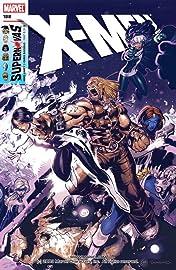 X-Men (2004-2007) #188