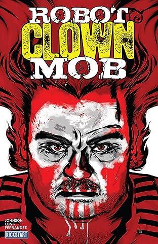 Robot Clown Mob