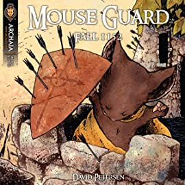 Mouse Guard: Fall 1152 #6 (of 6)