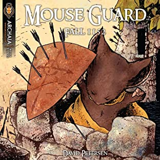 Mouse Guard: Fall 1152 No.6 (sur 6)