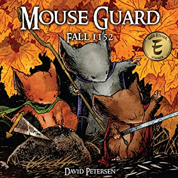 Mouse Guard Vol. 1: Fall 1152