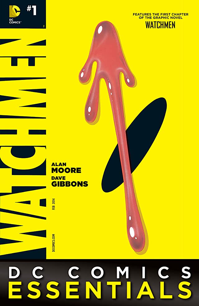 DC Comics Essentials: Watchmen #1