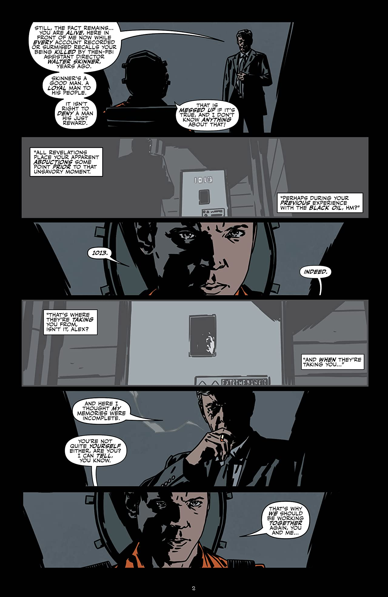 The X-Files: Season 10 #15