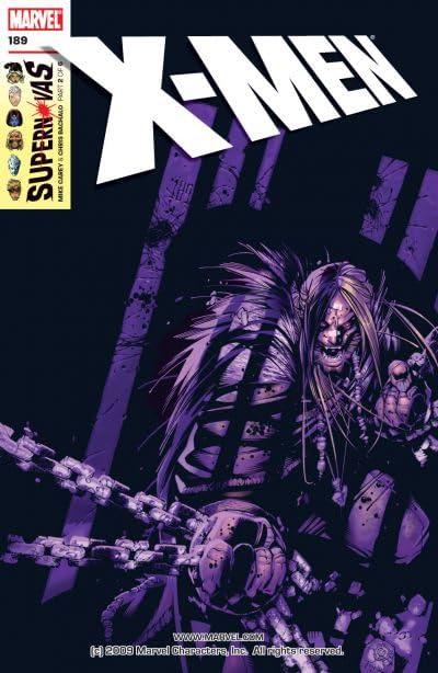 X-Men (2004-2007) #189
