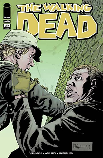 The Walking Dead #89