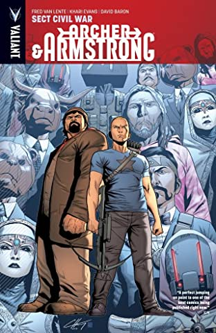 Archer & Armstrong Tome 4: Sect Civil War
