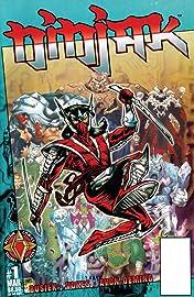 Ninjak (1997) #1
