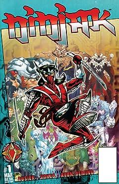 Ninjak (1997) No.1