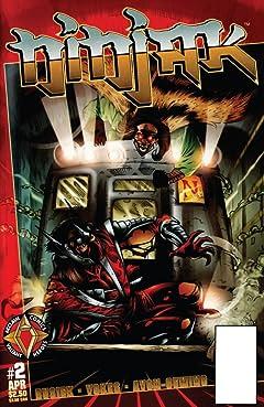 Ninjak (1997) No.2
