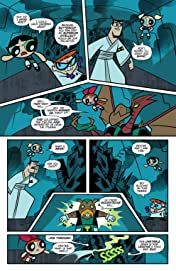 Cartoon Network: Super Secret Crisis War! #3 (of 6)