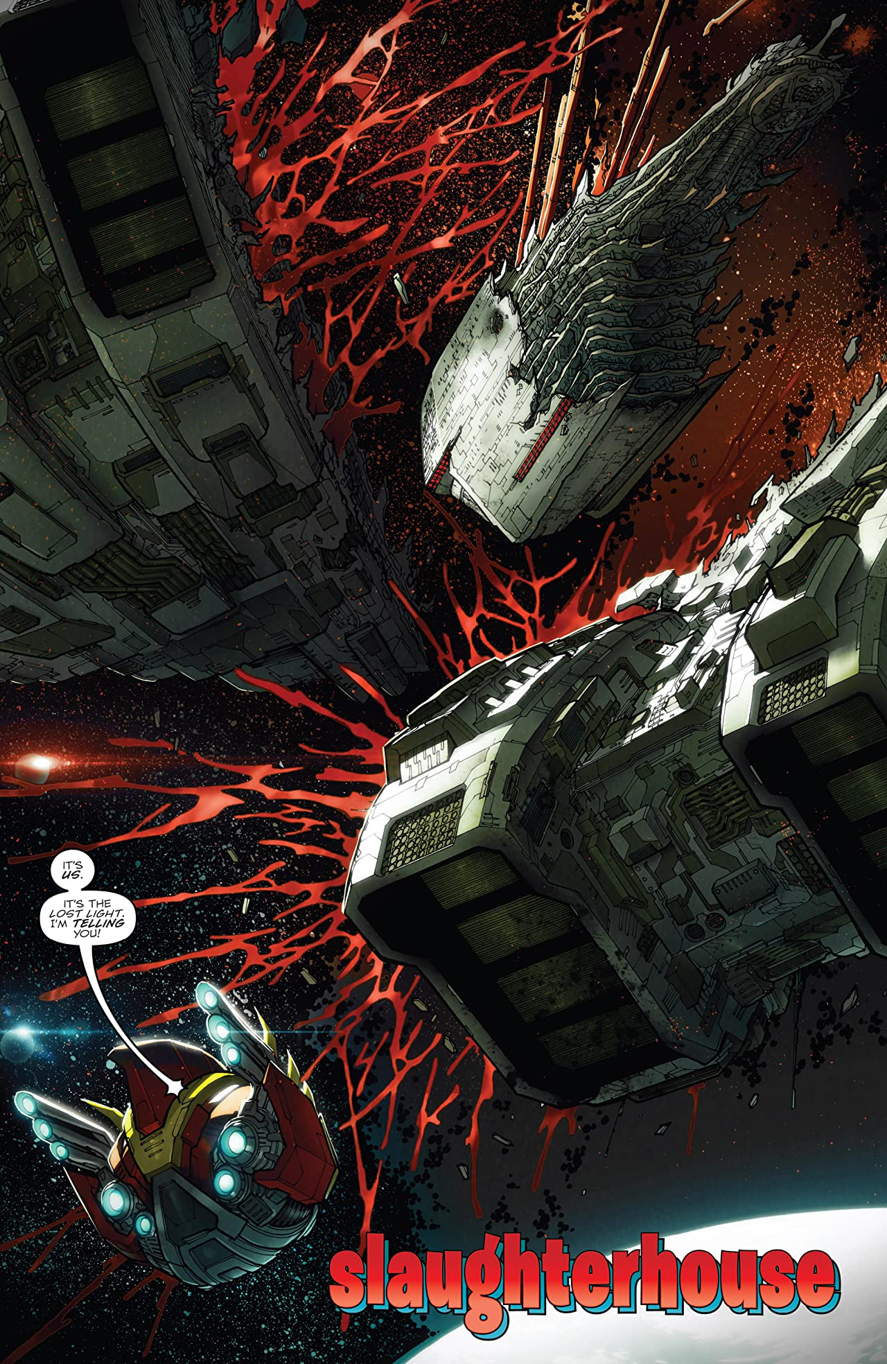 Transformers: More Than Meets the Eye (2011-2016) #32: Dawn of the Autobots