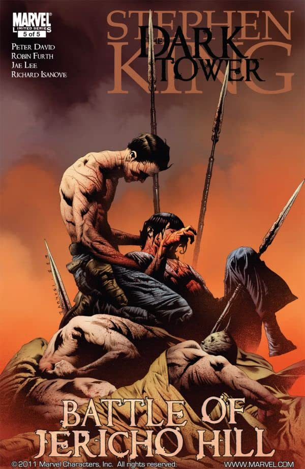 Dark Tower: The Battle of Jericho Hill #5 (of 5)