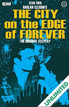 Star Trek: Harlan Ellison's City on the Edge of Forever #3 (of 5)