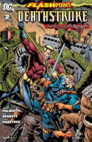 Flashpoint: Deathstroke and the Curse of the Ravager #2