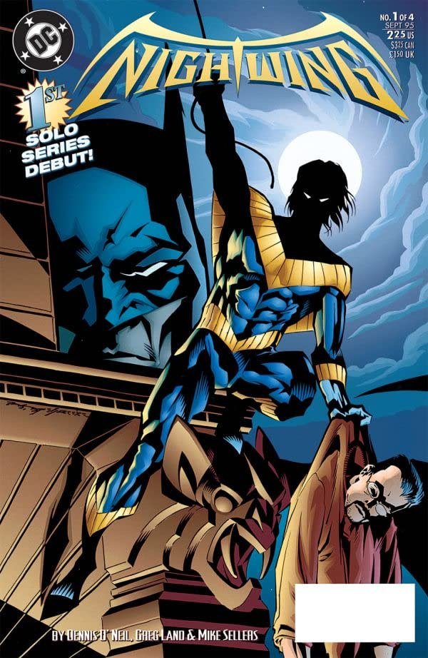 Nightwing (1995) #1 (of 4)