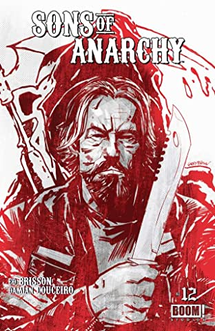 Sons of Anarchy No.12