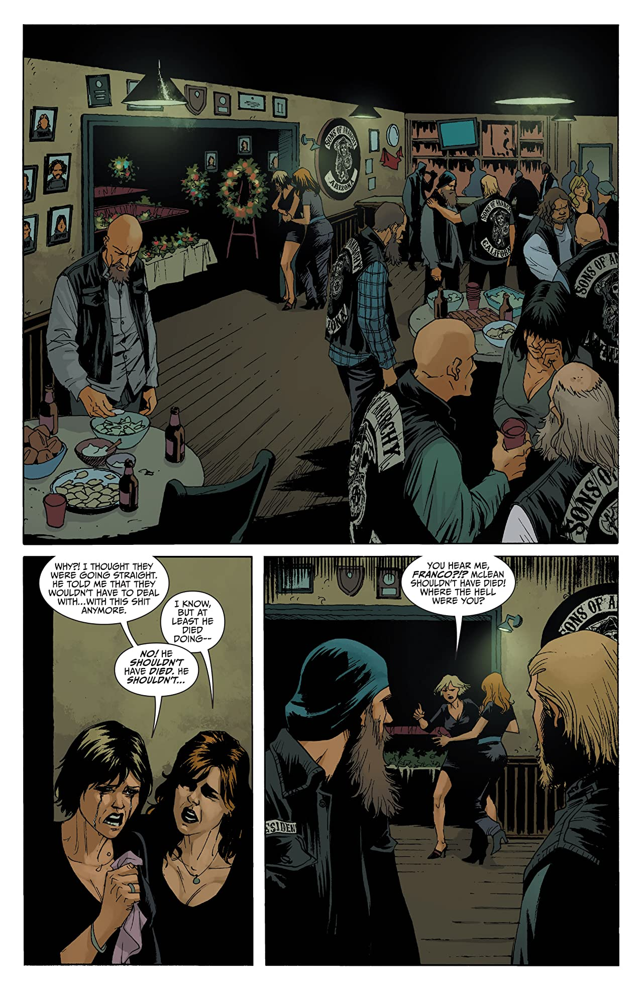 Sons of Anarchy #12
