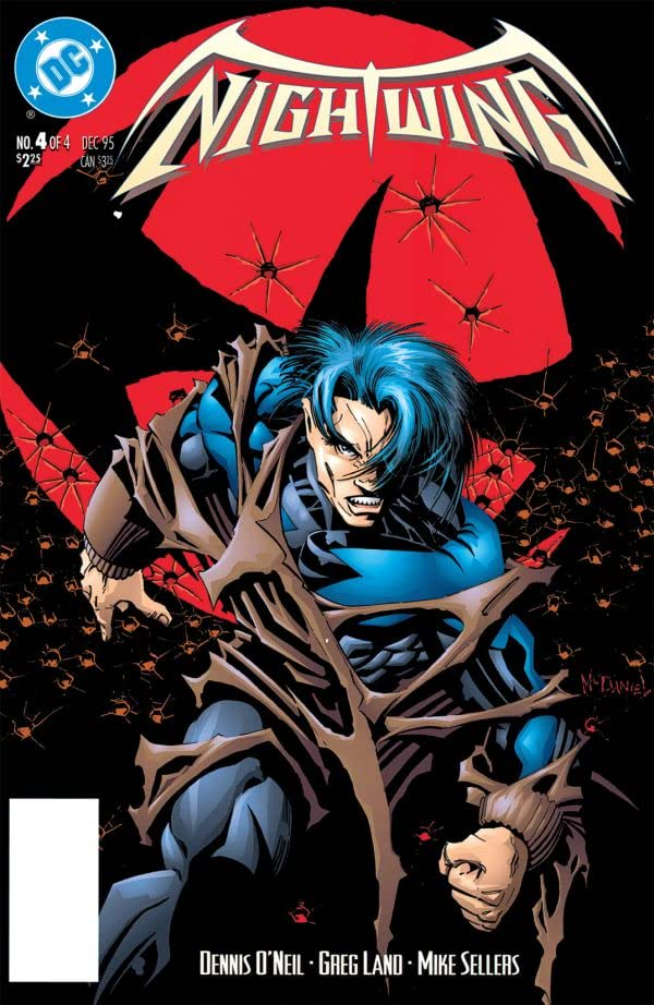 Nightwing (1995) #4 (of 4)